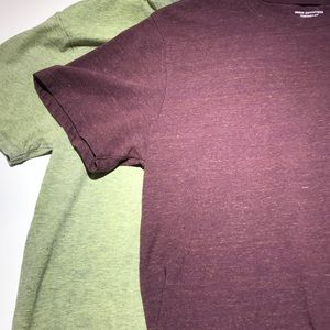 Urban Outfitters Tee-Shirts Variegated (like new)